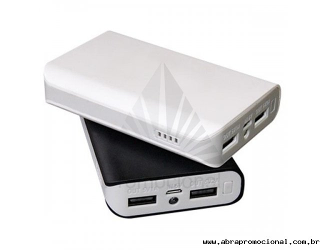 Power Bank com Lanterna