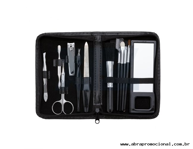 Kit Manicure 12 peças